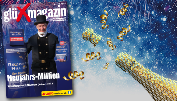 Ziehung Neujahrsmillion