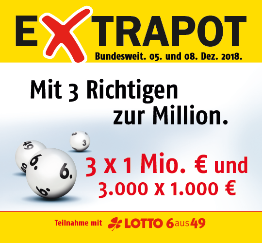 Lotto Extra Pot