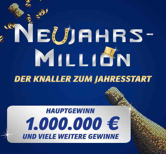 Neujahrs-Million